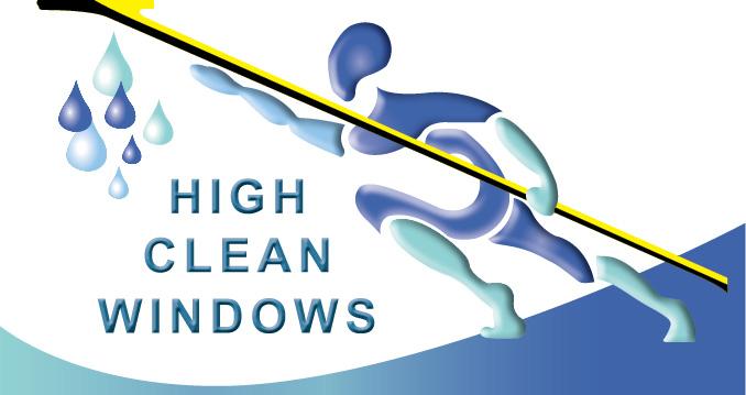 High Clean Windows